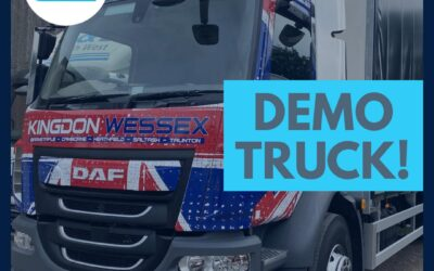 DAF LF 2020 18 Tonner Demonstrator