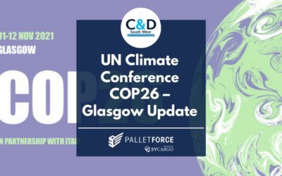 COP 26 Conference Glasgow – Service Levels Update