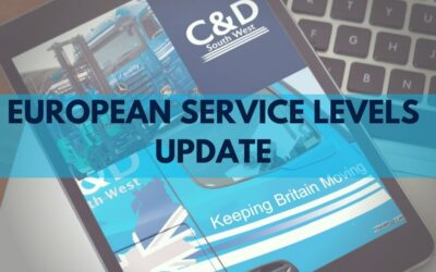 European Service Levels Update (02/03/21)