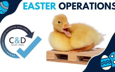 Easter Operating Schedule 2021