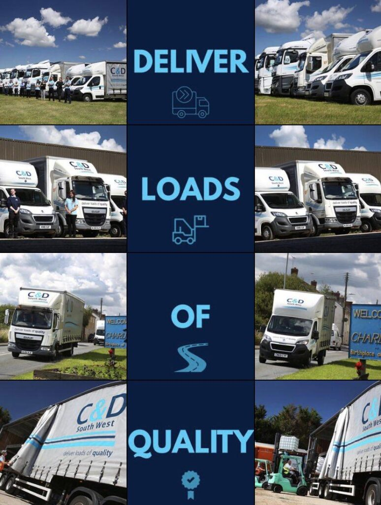 Deliver loads of quality