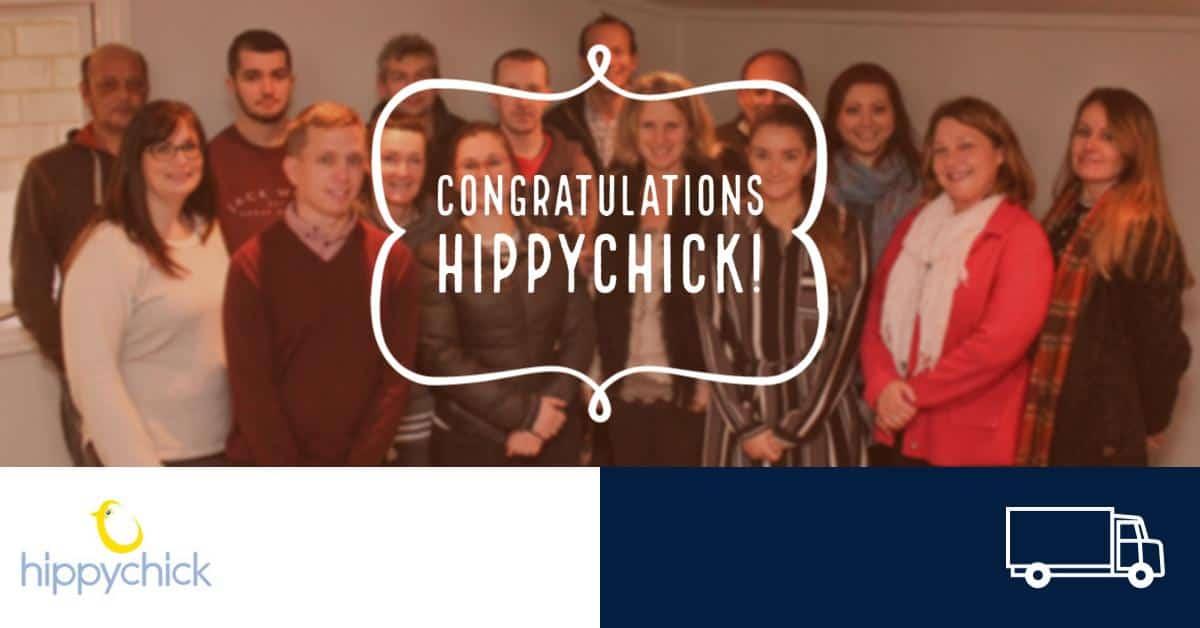 Hippychick-Award