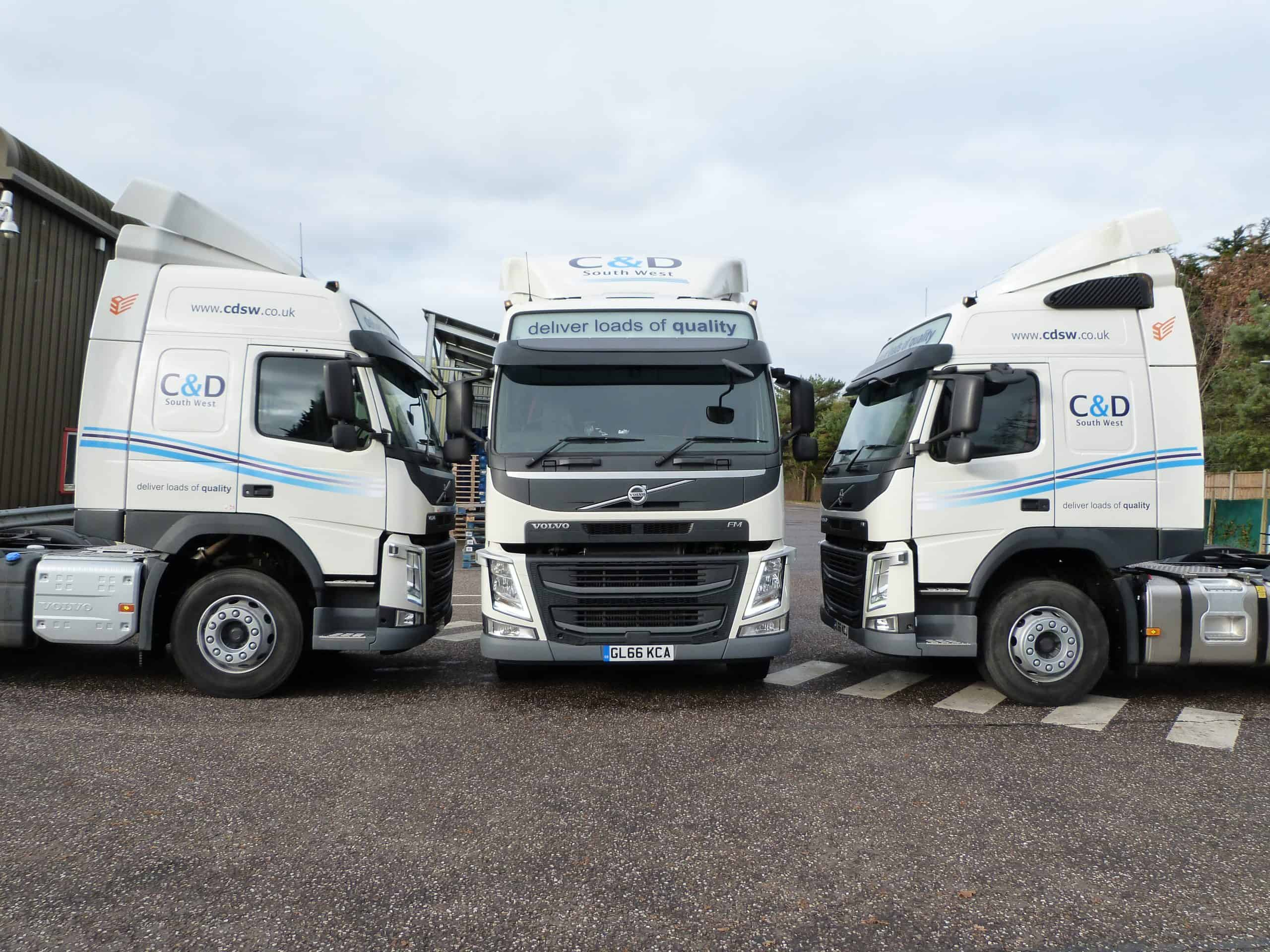 Haulage Transport & Distribution from C&D South West