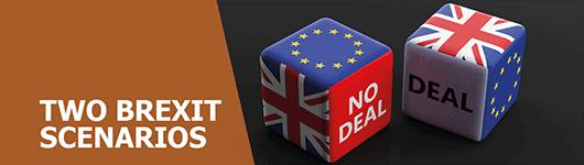 Two Brexit Scenarios