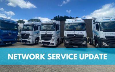 Service Levels Update (30/06/21)