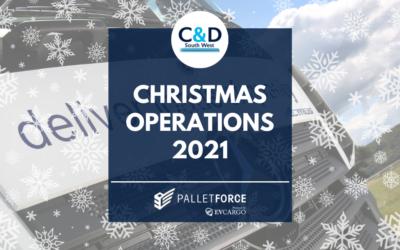 Christmas Operations 2021
