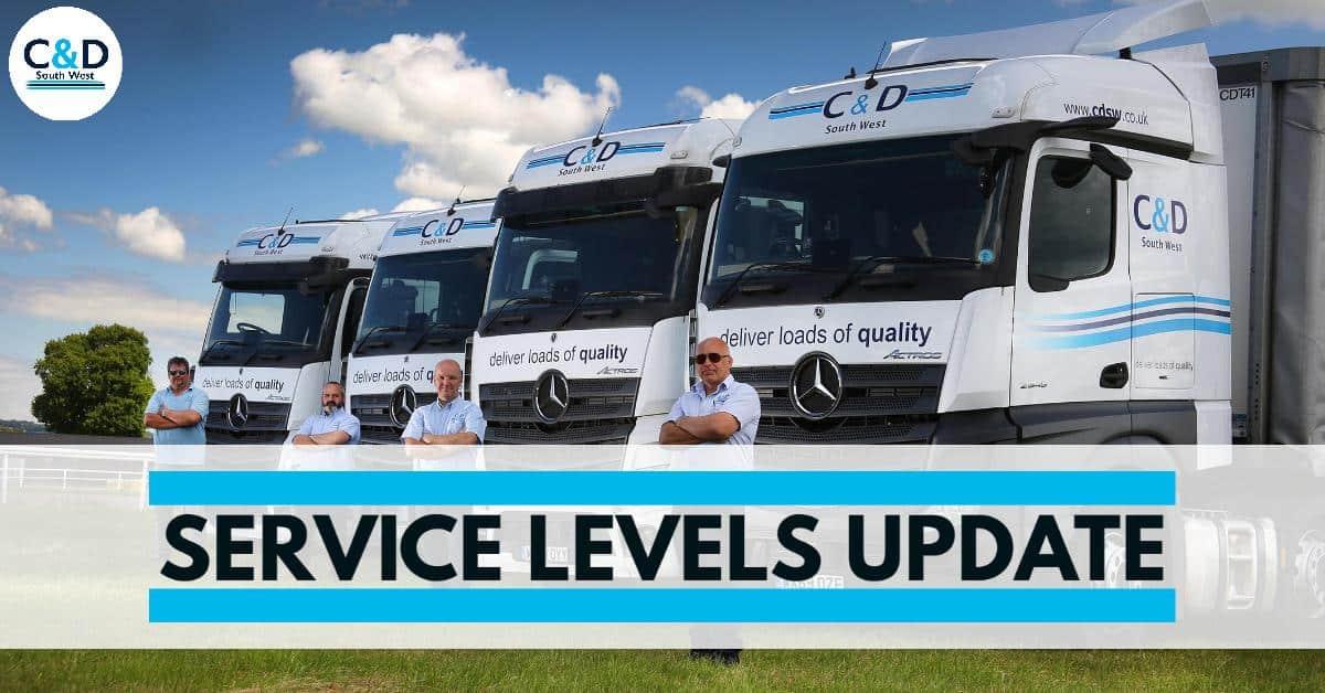 service-levels-update